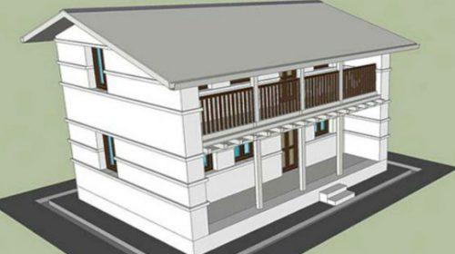 ललितपुरमा बहुउद्देशीय सामुदायिक केन्द्र भवन निर्माण