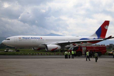 नेपाल एयरलाइन्सको नारिता उडान फागुन १९ देखि, भाडा ३७ हजार