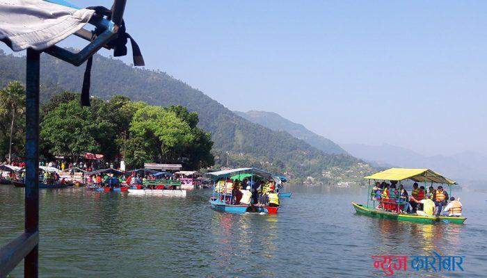 गण्डकी प्रदेशमा भित्रिए ३ लाख पर्यटक