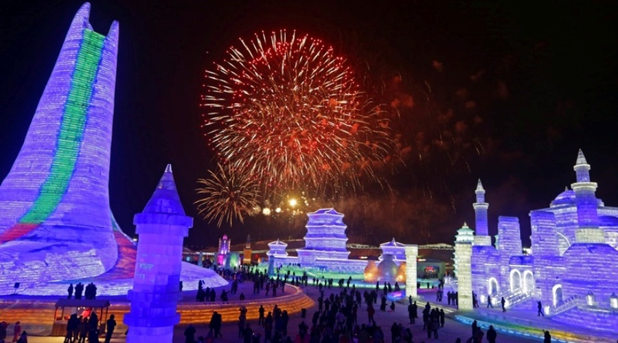 china-harbin-ice-snow-festival-fireworks