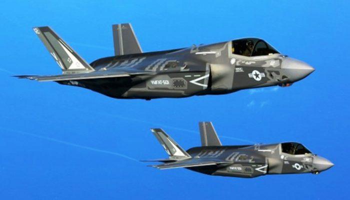 टर्कीलाई एफ-३५ लडाकु विमान नबेच्ने अमेरिकी घोषणा