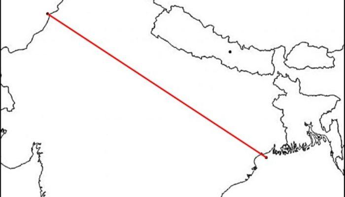 मध्य तथा पूर्वी भूभागका एक-दुई स्थानमा भारी वर्षाको सम्भावना