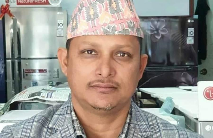 sagar thapa-newskarobar