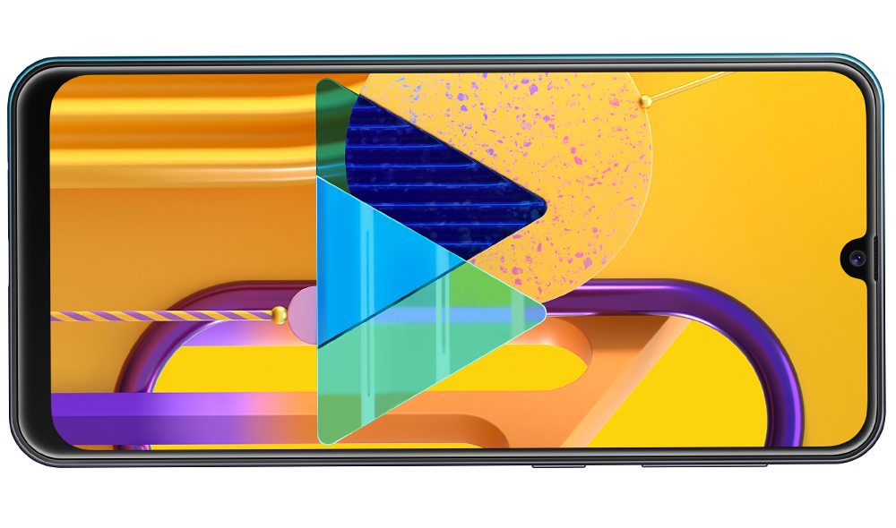 Samsung Launches Galaxy m30s