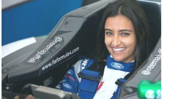 साउदी अरबकी युवती रिमा कार रेसिङमा प्रतिस्पर्धी