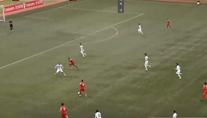 कुवेतसँग नेपाल १-० ले पराजित