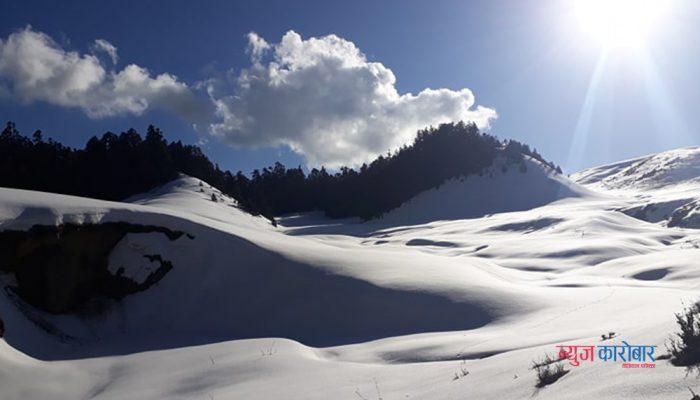प्रकृतिको अनुपम संगम 'भू-स्वर्ग' (फोटो फिचर)