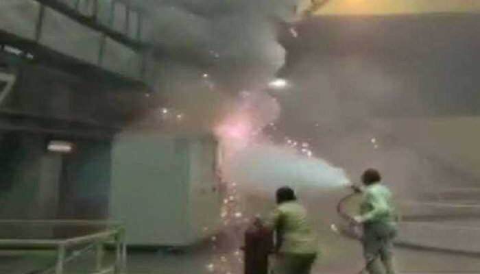 Nine killed in fire at Telangana's Srisailam hydroelectric plant