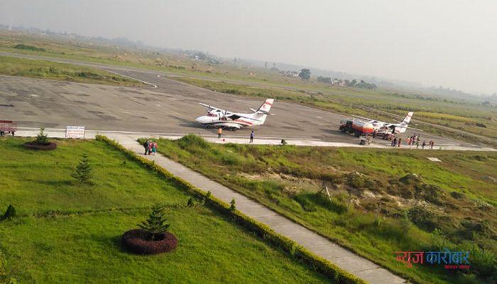 सुदूरपश्चिमका चार जिल्लामा सुरु भयो उडान, स्थानीय भन्छन्, 'अब बाटैमा मर्नु पर्दैन'