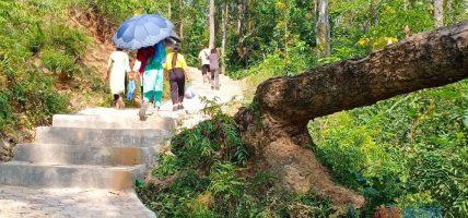 गोठीकाँडा पैदलमार्गले ब्युँझाउँदै सुर्खेतको पर्यटन